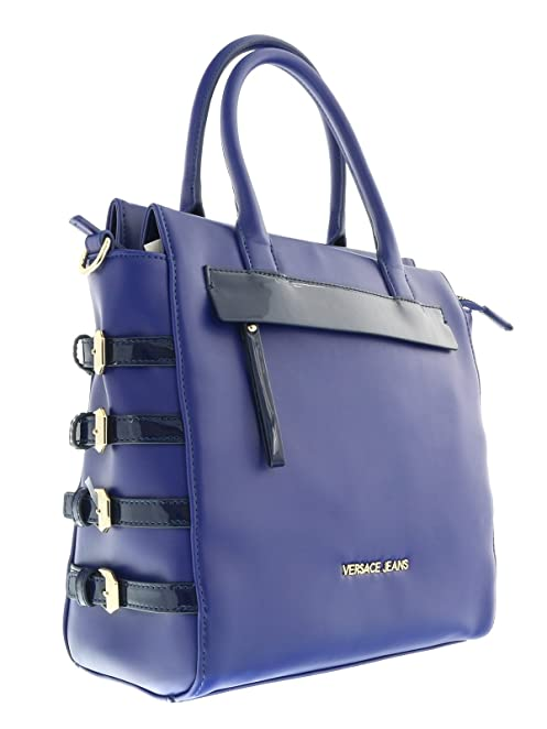 Versace EE1VOBBE3 E240 Blue Shopper/Tote bag