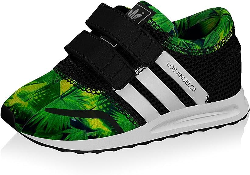 adidas Boys' Trainers Size: 9.5K: Amazon.co.uk: Shoes & Bags