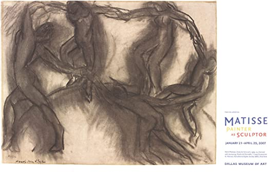 Platane-2016 Lithograph Henri Matisse-Le Buisson