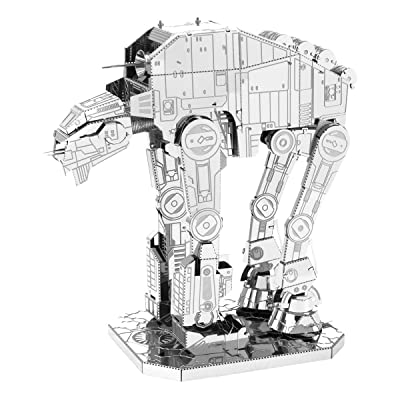 Fascinations Metal Earth - Star Wars Le Dernier Jedi - AT-M6 Heavy Assault Walker Modèle 3D en métal