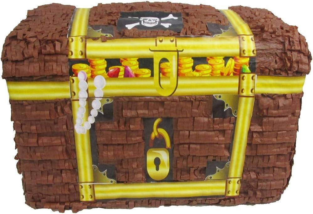 Amazon.com: Piñatas para Piratas fiesta, Juego, decoración y ...
