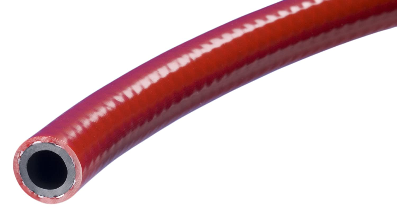 Kuriyama Kuri Tec K1154  Series General Purpose PVC Air and Water Hose Red 300 psi 100 Length x 3//8 ID