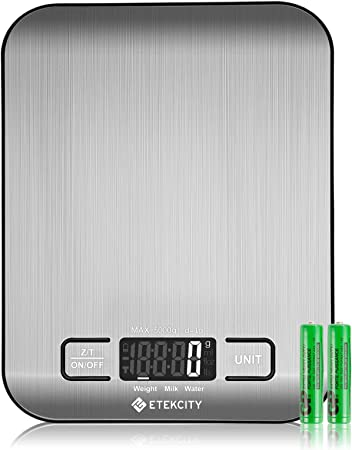 Digital Kitchen Scale Food Scale 15kg//1g Multifunction Weight Scale High C6X8