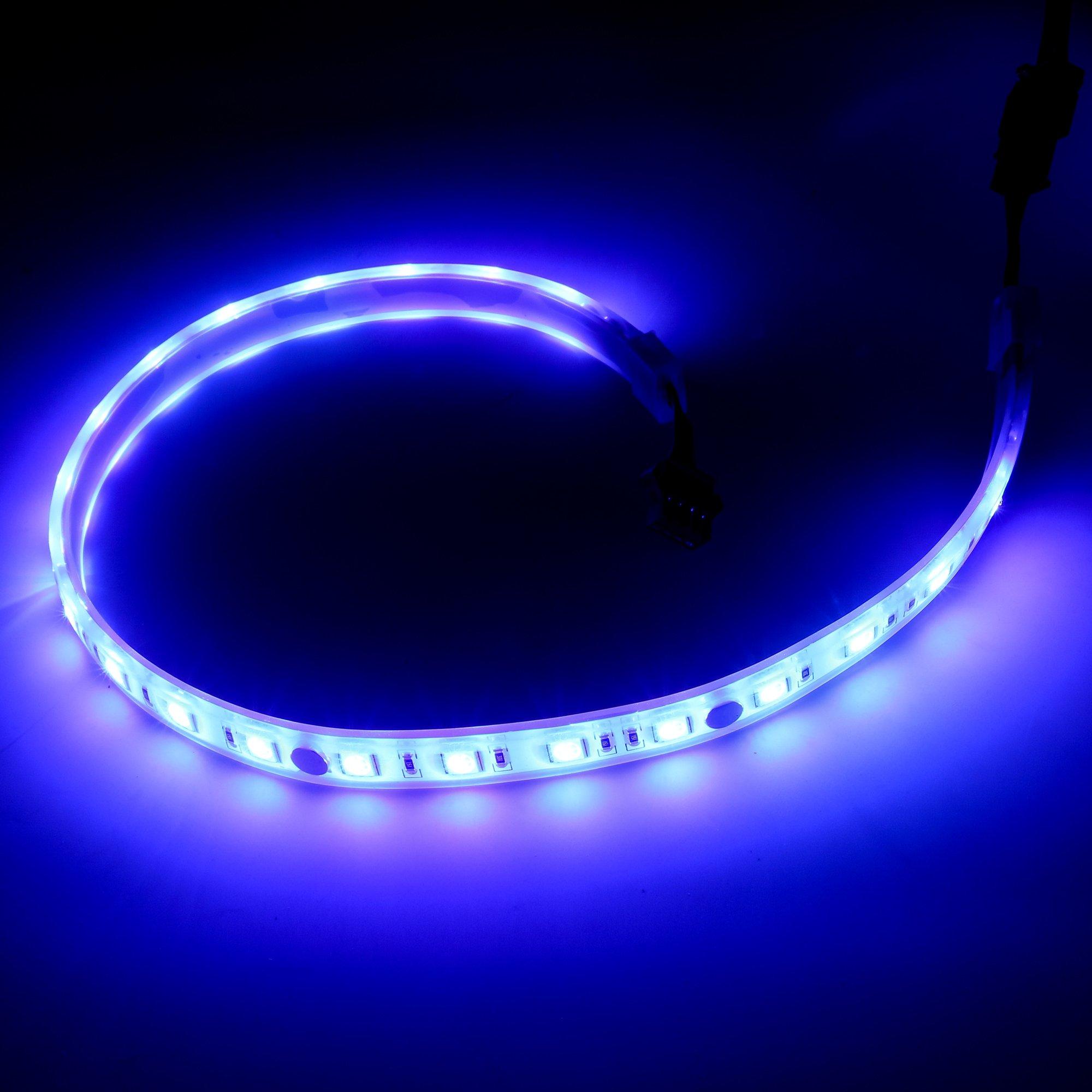 Phanteks PH-LEDKT_COMBO: RGB LED Strip Combo Set - Retail Cases by Phanteks (Image #5)