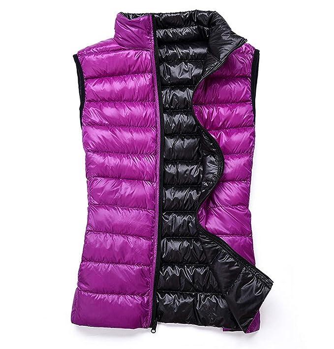 Ultra Light Down Vest Women Windproof Lightweight Warm Long Waistcoat Female Sleeveless Coat Plus Size