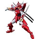 超弾可動 鎧伝サムライトルーパー 烈火のリョウ ノンスケール ABS&PVC製 塗装済み完成品 アクションフィギュア