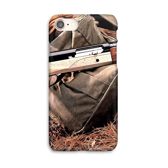 new concept 31b37 8be01 Amazon.com: Cool Hunting Soft Gel Case for iPhone 8 - Create Your ...