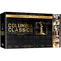 Columbia Classics 4K Ultra HD Collection Blu-ray + Digital