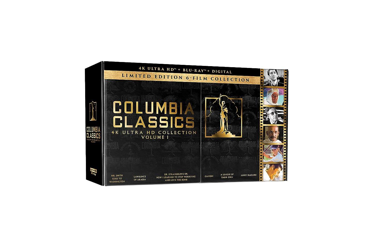 Columbia Classics Collection [USA] [Blu-ray]: Amazon.es: Cine y Series TV