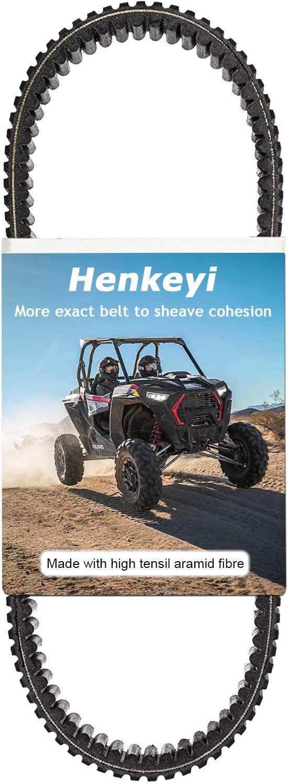 CVT Carbon Drive Belt 21G4140 for 2011-2013 Polaris Ranger XP 900 3211142 3211148
