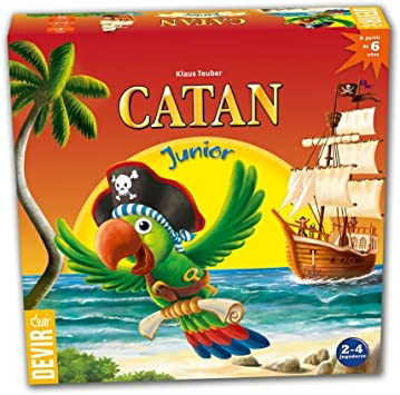 "Resultat d'imatges per a ""catan junior"""