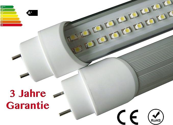 1 x LED Leuchtstoffröhre 150cm 23 Watt, kostenlose Lieferung, Lichtleistung 2300 Lumen Sockel G13 T8 Lichtfarbe tageslichtweiß 6200K Leuchtmittel mit