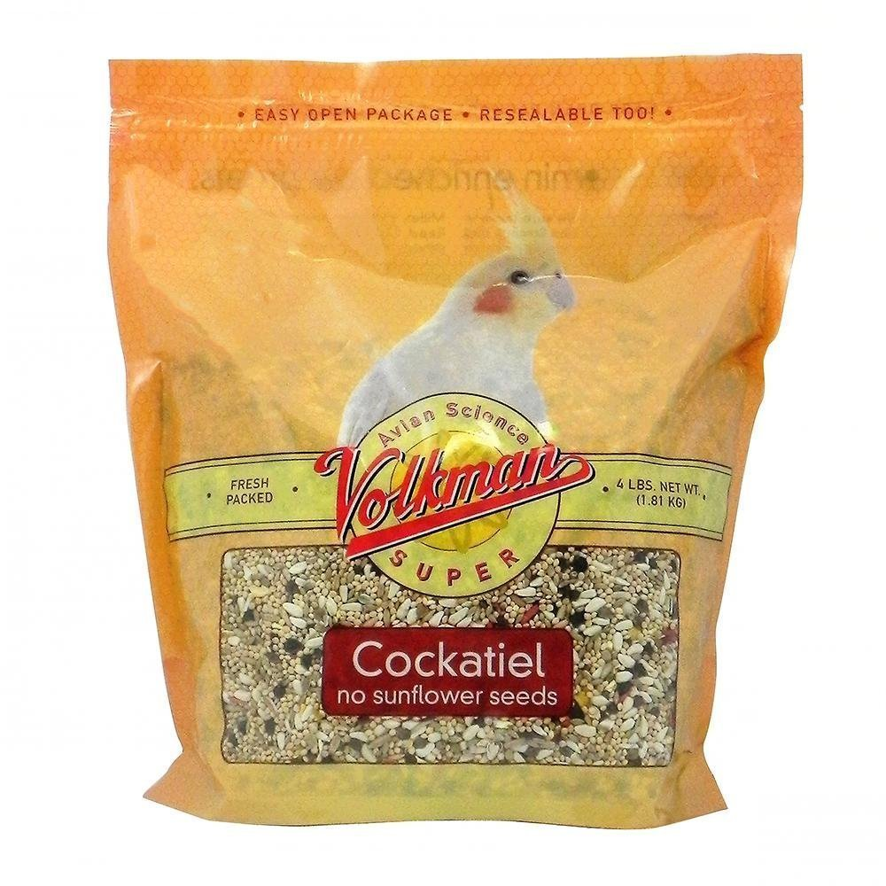 10 Best Cockatiel Foods