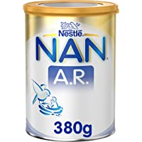 Nestlé NAN A.R, From birth to 12 months, infant Formula to Reduce Regurgitation, with Iron 380g