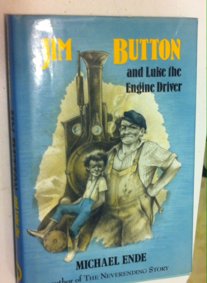 jim button and luke the engine driver book