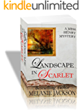 Landscape in Scarlet (Miss Henry Cozy Mysteries Book 2) (English Edition)