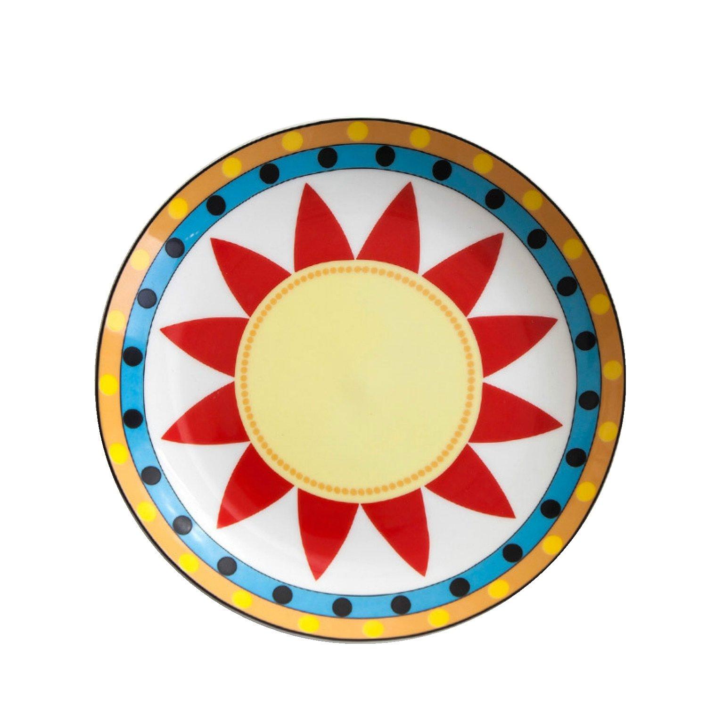 Amazon.com: Coolfire Tarot Decorative Plates, Hand Painted Wall ...