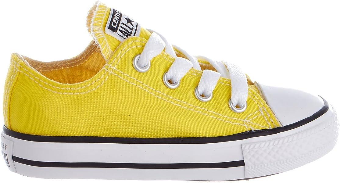 ca364e8e085 Converse Baby CTAS-OX-Fresh Yellow-K
