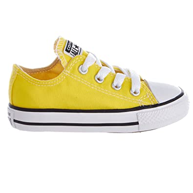 291264f6907e Converse Unisex CTAS - OX Chuck Taylor All Star (Infant Toddler ...
