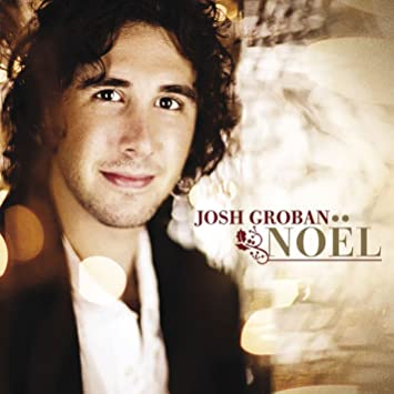 Image result for josh groban christmas album