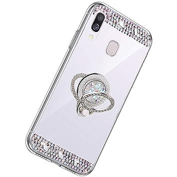 coque samsung a40 diamant