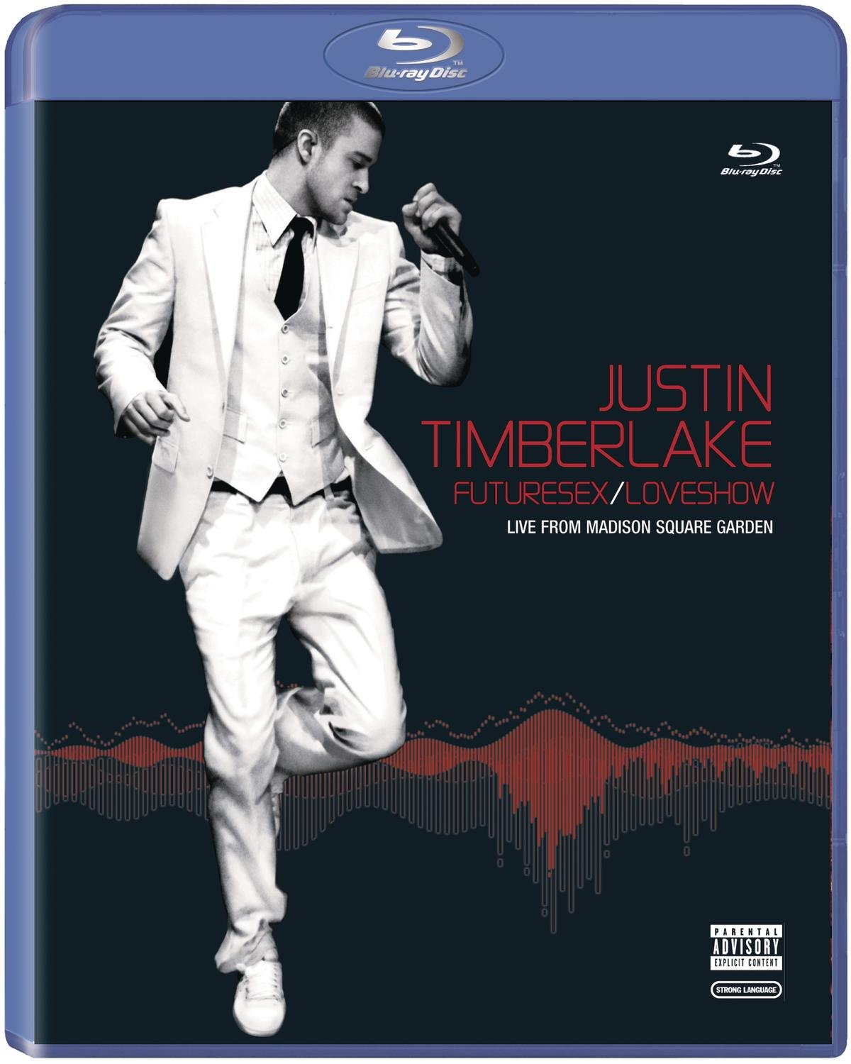 Futuresex / Loveshow - Live from Madison Square Garden [Blu-ray] by Sony Legacy