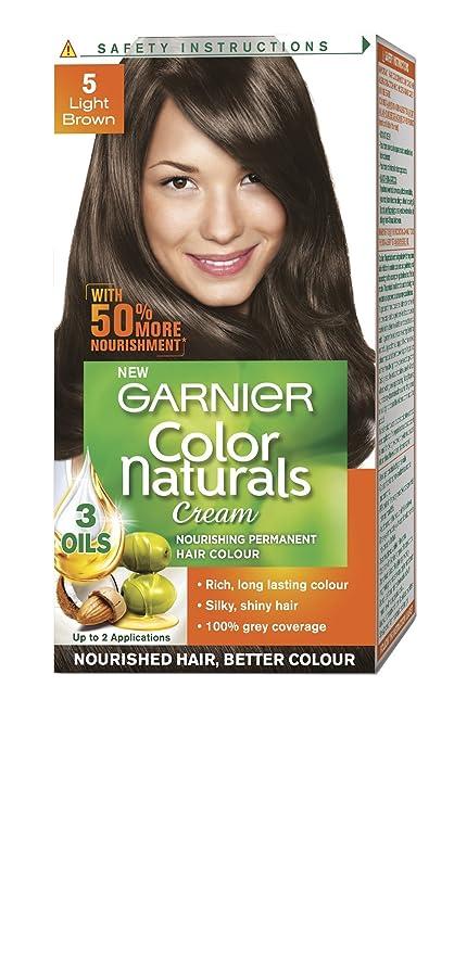 880e2d4d02b Buy Garnier Color Naturals Mini Shade 5 Light Brown
