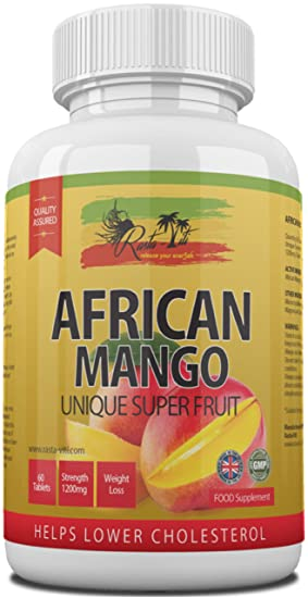African Mango Weight Loss Pills Strong Diet Tablets That Work Fast Appetite Suppressant Fat Burn Slimming Supplements Regulates Cholesterol