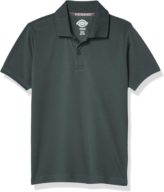 Dickies Boys Performance Polo Shirt