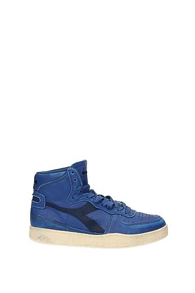 Diadora - Zapatillas para mujer Azul turquesa 7sYTscU2v