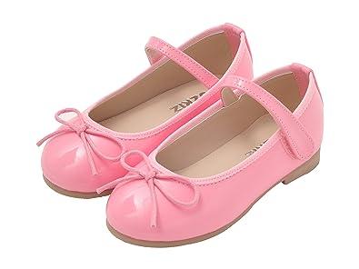 ozkiz Niñas Casual Mary Jane Pisos Zapatos de Vestido con ...