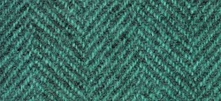 "product image for Weeks Dye Works Wool Fat Quarter Herringbone Fabric, 16"" by 26"", Caribbean"