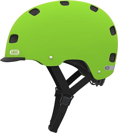 Abus Scraper v.2 Casco Urbano, Unisex, Verde (Green), M (52-58 cms ...