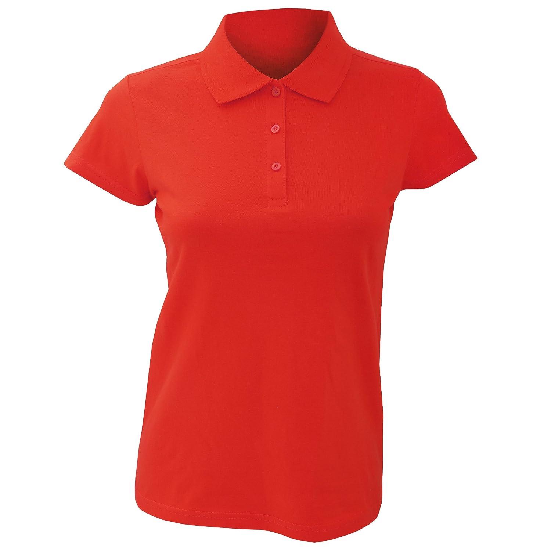 SOLS Womens//Ladies Prescott Short Sleeve Jersey Polo Shirt