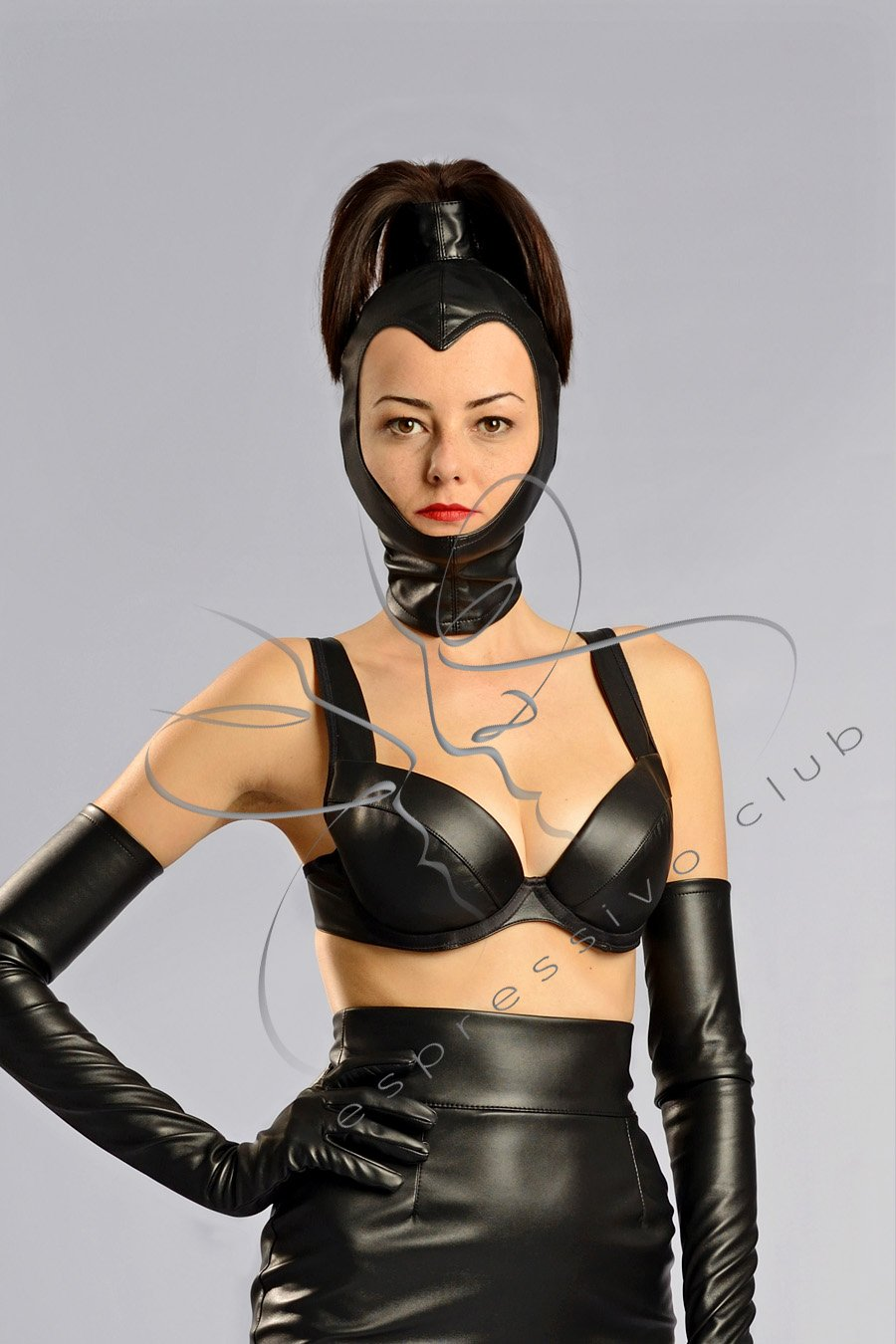 Trifles! Dominatrix leather mistress ideal answer