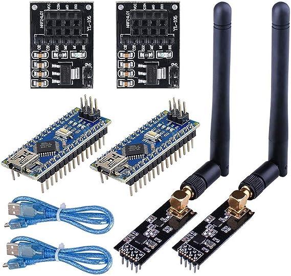 per esp8266 con cavo di collegamento SMA ad es 2,4 GHz antenna wireless