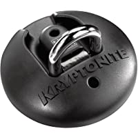 Kryptonite 330202 Black 16mm Above Ground Stronghold Anchor