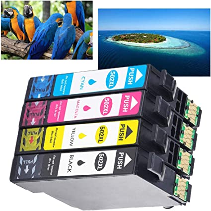 Cartuchos de Tinta para Epson Expression Home XP-5105 XP-5100 ...
