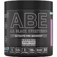 Applied Nutrition ABE - Todos Negro Todo, caramelo criogénica - 315g