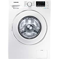 Samsung 7 Kg Inverter Fully-Automatic Front-Loading Washing Machine (WW70J42E0IW/TL, White, Inbuilt Heater, Steam Wash)