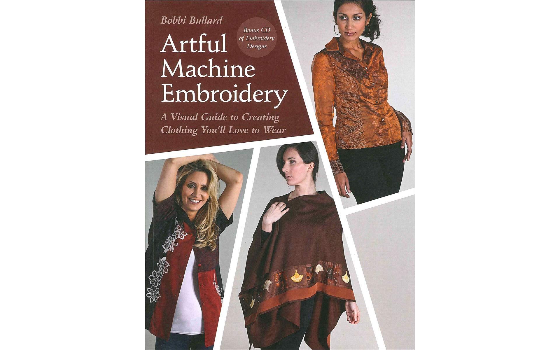 C&T PUBLISHING C&T Artful Machine Embroidery Bk