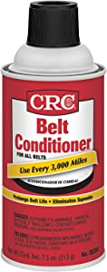CRC 05350 Belt Conditioner - 7.5 Wt Oz.