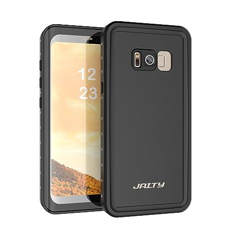 brand new 723e3 e7113 Amazon.com: Samsung Galaxy S8 Waterproof Case, JAITY ShockProof ...