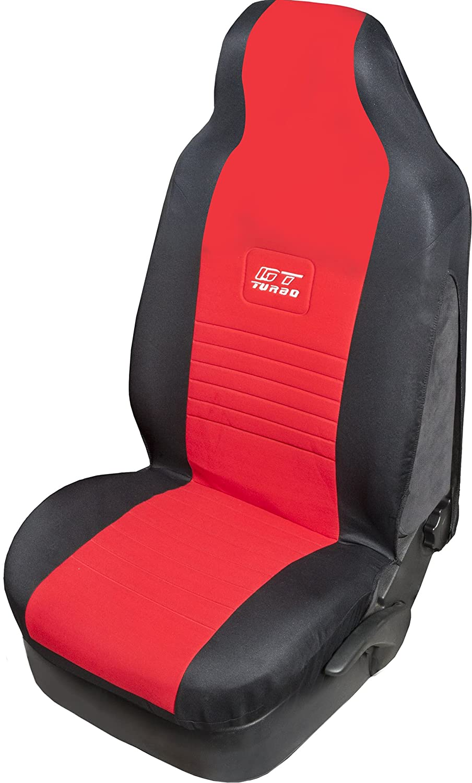 Funda de asiento delantero START individual Gt Turbo Airbag compatible Tamaño de coche universal: Amazon.es: Coche y moto