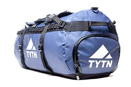 Image Unavailable. Image not available for. Colour  TYTN Duffel Bag 90L for  Travel ... d54ec0090d9bf