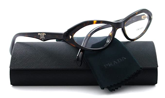a41b324df075 Image Unavailable. Image not available for. Colour: Prada Eyeglasses VPR ...