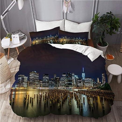 New York City NYC duvet cover set con edredón cubre todos los tamaños disponibles