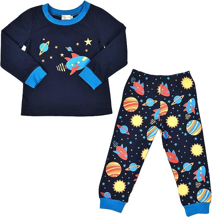 Boys Kids Children Teenage Star Wars Long Sleeve Pyjamas pjs Age 4-12 yrs