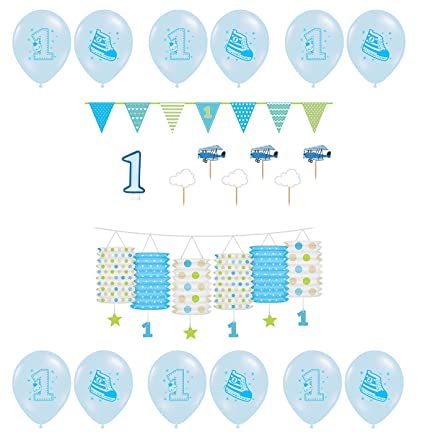 Mayfield Living MAYF - Living Cumpleaños Infantiles 1 Primer ...