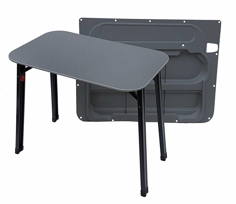 Loc8Tischsystem. Tisch und Einbaupanel für VW T5und ...
